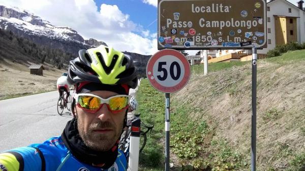 Primo giorno sulle stupende Dolomiti...