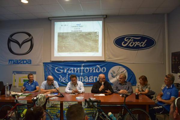 Granfondo del Tanagro, molto più di una semplice corsa ciclistica Presentata ad Atena Lucana la terza edizione della gara amatoriale