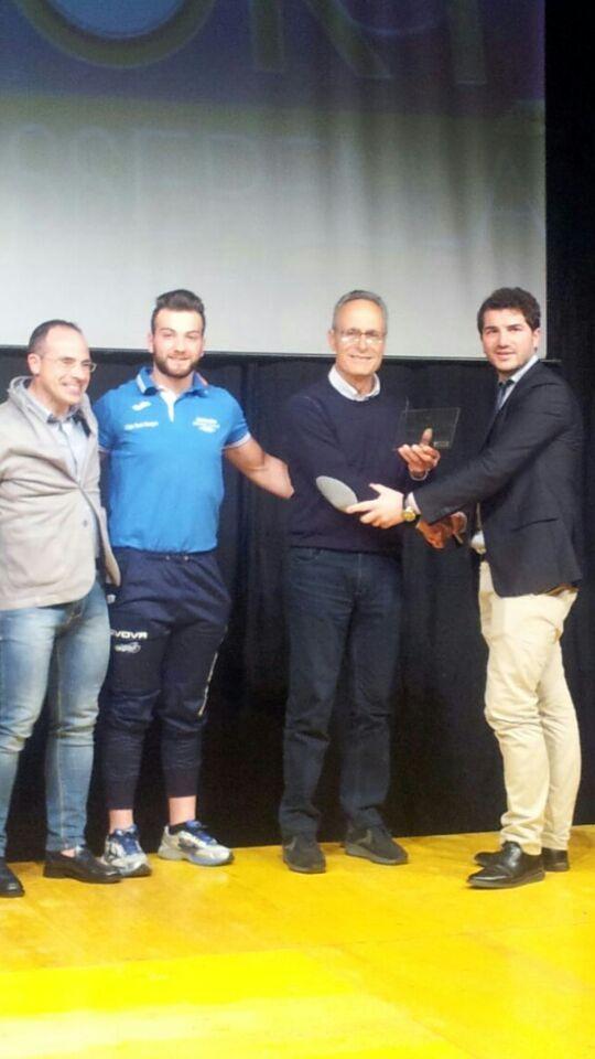 Il Ciclo Team Tanagro premiato nella rassegna Sport in passerella
