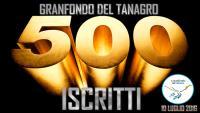 SUPERATI I 500 ISCRITTI per la GRAN FONDO DEL TANAGRO