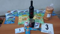 Un ricco pacco gara per tutti i partecipanti alla Granfondo del Tanagro