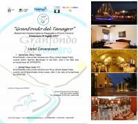 Hotel Convenzionati per GRAN FONDO DEL TANAGRO 2017 - 9 luglio 2017